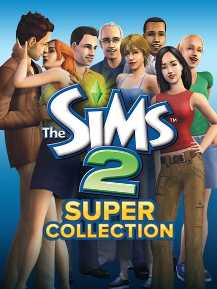 The Sims 2: Super Collection Mac