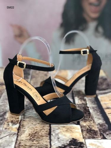 af4cfc34 Sandalias De Tacon Bajo - Zapatos para Mujer en Mercado Libre Colombia