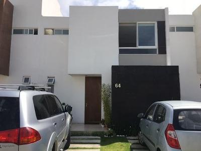 Casa Amueblada: 3 Recámaras Y 3 Baños, Lomas Angelópolis Iii