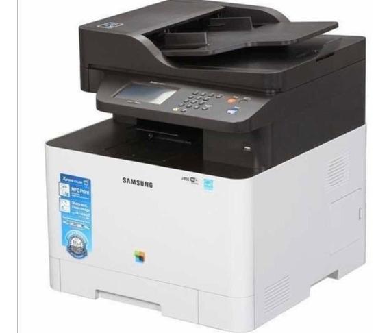Impressora Multifuncional Samsung C1860fw Xpress