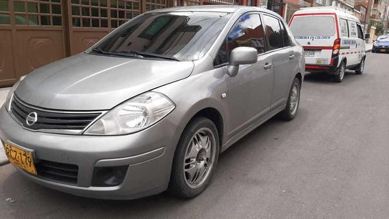 Nissan Tiida 2011 Sedan 1.8 A.a Full Equipo