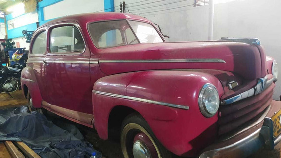 Venta De Carro Antiguo Ford Modelo 46 $30.000.000.