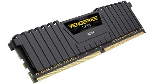 Imagem 1 de 3 de Memoria Pc Ddr4 16gb 3600 Vengeance Lpx Corsair