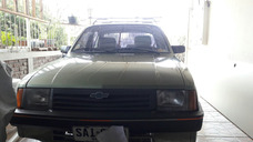 Chevrolet Chevette Trasera 1988