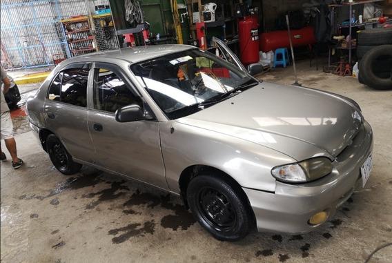 Hyundai Accent 1997 A Tu Alcanse