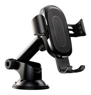 Suporte E Carregador Sem Fio Veicular S7 S8 S9 iPhone Carros