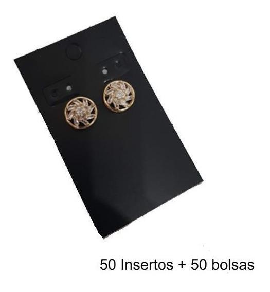 Plásticos Para Empacar Joyería In2x3+cel3c Aretes