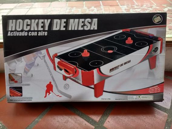 Mesa De Air Hockey Eléctrica Nueva Marca Jeidy Toys