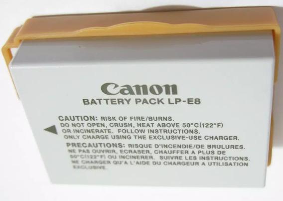 Bateria Canon Lp-e8 (t2i, T3i, T4i, T5i)