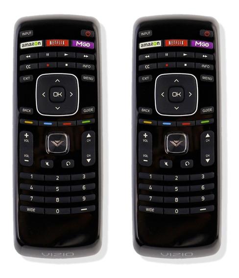 2pcs Nuevo Control Remoto Smart Tv Vizio Xrt112 Led Con Amaz