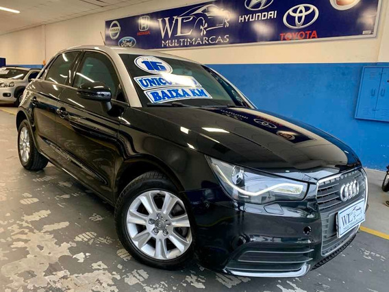 Audi A1 2015 1.4 Tfsi Attraction S-tronic 5p