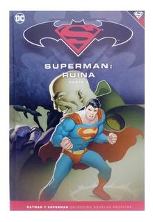 Dc Comic Batman Y Superman Nº 59 Superman Ruina Parte 3