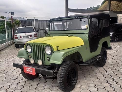 Imagem 1 de 13 de Jeep Wilys 1962