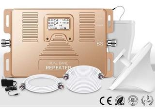 Amplificador Señal Celular Repetidora Movistar Movilne 2g 3g