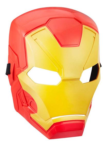 Mascara Avengers Ironman Hulk Capitan America Thor