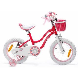 Bicicleta Infantil Royal Baby Star Girl Rodado 16
