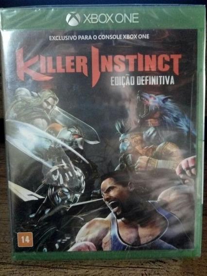 Killer Instinct - Xbox One Mídia Física