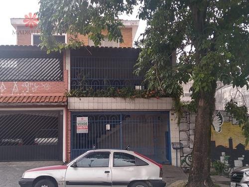 Imagem 1 de 15 de Casa Sobrado Em Limoeiro  -  São Paulo - 1402