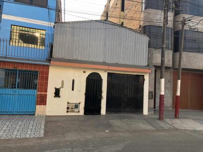 Remató Venta De Casa/local San Juan De Lurigancho