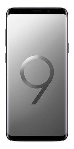 Samsung Galaxy S9 Plus 128gb Usado Cinza Bom