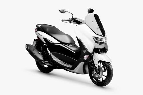 Nmax 160 Abs 0 Km Branca Automática Yamaha