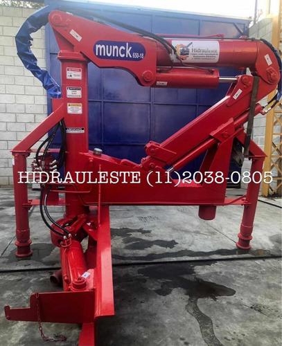 Munck 650-18 P/3 Ton 100%reformado