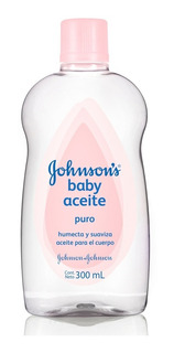 Aceite Corporal Original Johnsons Baby X 300ml