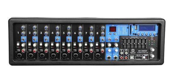 Amplificador Makpro Cb 8d Sp