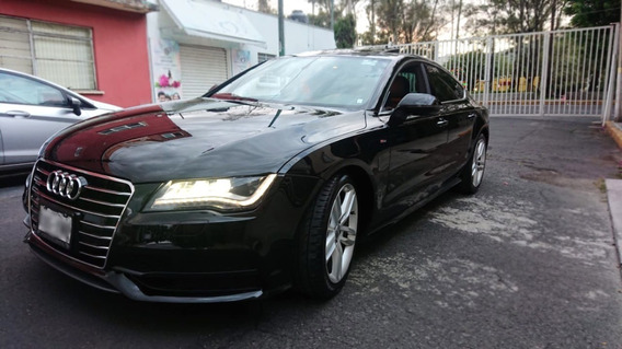 Audi A7 S Line Quattro 2013