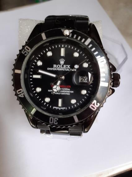 Submariner Especial Black Com Caixa Rolex Relogio Masculino