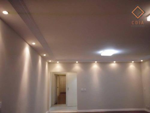 Apartamento 3 Dormitórios Sendo 1 Suíte,  159 M², 3 Vagas, 4 Ban, Venda  R$ 2.050.000,00 - Ap42172