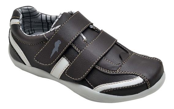 Sapato Infantil Sapatenis Kit 4 Pares Polo Blu
