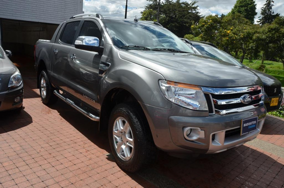 Ford Ranger Limited 3.2 Diesel 4x4 Automatico