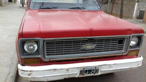 Chevrolet C-10 Motor 220 Naftero
