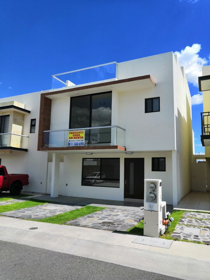 Amplia Casa En La Mejor Zona Juriquilla Queretaro