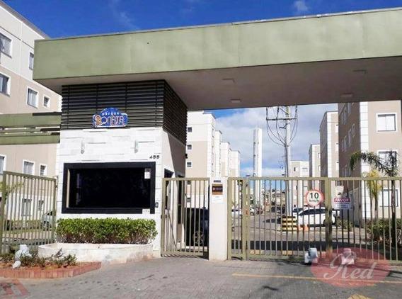 Apartamento Residencial Para Locação, Cidade Edson, Suzano. - Ap0665