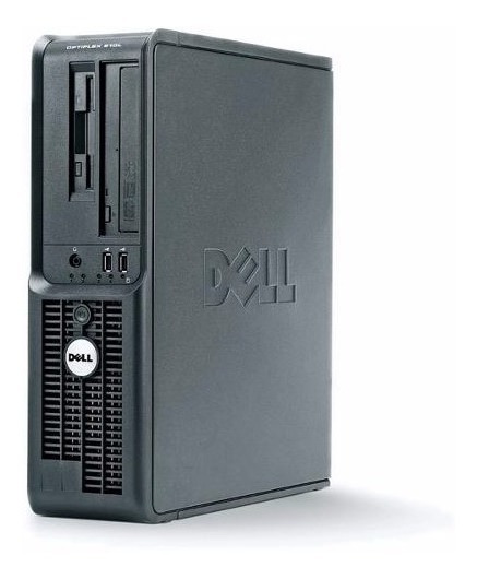 Cpu Dell 210l Pentium 4 2gb Hd 80gb Dvd Wifi + Brinde
