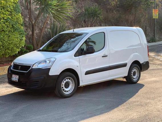 Peugeot Partner 1.6 Hdi Mt 2017