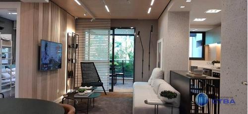 Apartamento Com 2 Quartos À Venda, 83 M² Por R$ 762.000 - Cabral - Curitiba/pr - Ap0283
