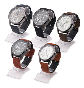 Kit 6 Relógios Masculino Modelos Atacado/revenda + Caixa