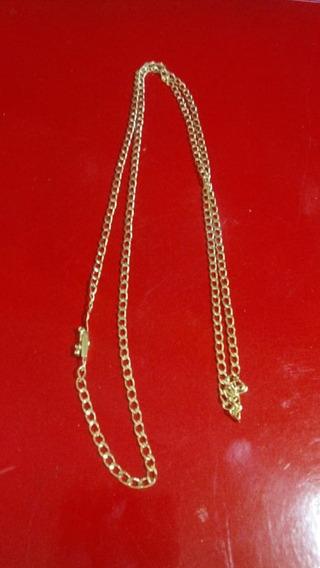 Cordão De Ouro 18k - 10g - 65cm
