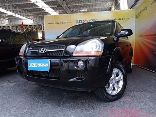 Hyundai Tucson Hyundai Tucson 2.0 Mpfi Gls 143cv 2wd Flex Au