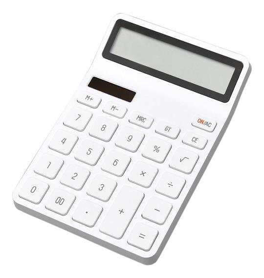 Xiaomi Lemo Calculadora Mini Desktop Calculadora Eletrônica