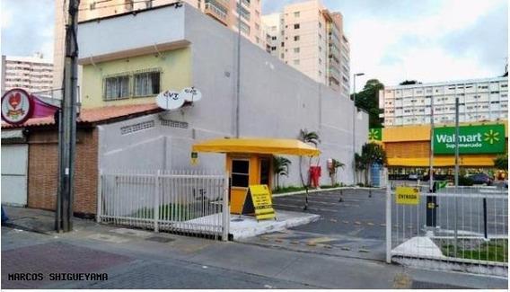 Loja Para Locação Em Salvador, Barra, 1 Banheiro - Vg2076