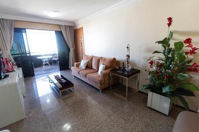 Apartamento Em Aldeota, Fortaleza/ce De 126m² 3 Quartos À Venda Por R$ 640.000,00 - Ap161624