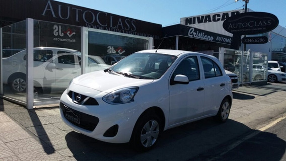 Lindo Nissan March 1.0 S , 2018, Completo, Impecavel!