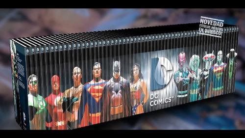 Imagen 1 de 2 de Colección Dc Comics Novelas Gráficas - 20 Tomos