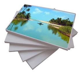 Glossy Photo ( Papel Adesivo ) 135g A4 C 20 Folhas