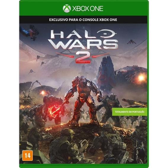 Halo Wars 2 One 100% Em Portugues - Midia Fisica - Lacrado