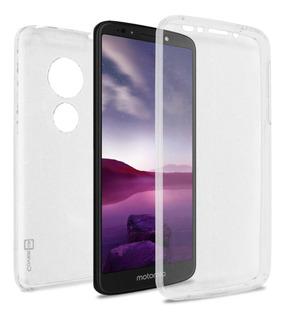 Capinha Capa Case Frente E Verso 360 Para O Celular Moto G2 G3 G4 G5 G5s Plus Play E5 G7 Plus Play Power